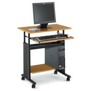 Adjustable Height Side Workstation