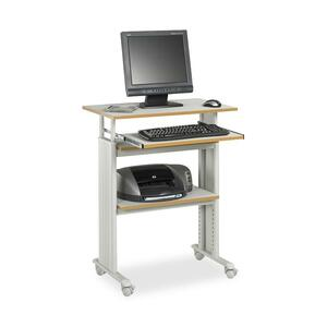 Safco Adjustable Stand-Up Workstation SAF1929GR