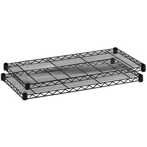 Safco Industrial Wire Extra Shelf SAF5296BL