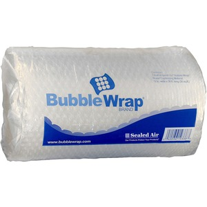 "Sealed Air Bubble AirCellular Cushioning Material - 12"" Width x 30ft Length - 1 Wrap(s) - Lightweight, Perforated - Clear"