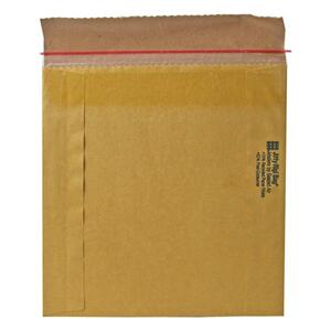"Sealed Air Jiffy Rigi Bag Mailer - 12.5"" x 15"" - Self-sealing - Fiberboard - 100 / Carton - Satin Gold"