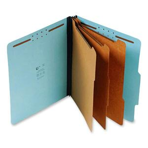 Letter Size / Top Tab / 3 Dividers : Filing Products, File Folders ...