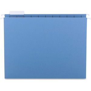 Sparco Colored Hanging Folder SPRSP5215BLU