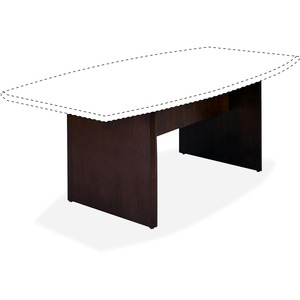 Mayline Corsica Conference Table Base MLNCT72LMAH