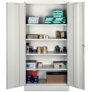 Tennsco Full-Height Standard Storage Cabinet TNN7218LGY