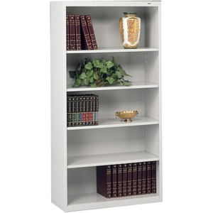 Tennsco Welded Bookcase TNNB66LGY
