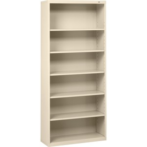 Tennsco Welded Bookcase TNNB78PY