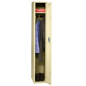 Tennsco Single-Tier Locker with Legs TNNSTS121872ASD