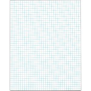4 Square/Inch Quadrille Pads