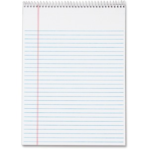 Tops Wirebound Legal Writing Pad TOP63633