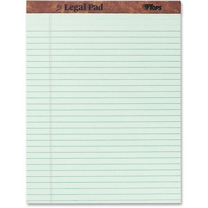 Tops Perforated Traditional Grade Writing Pad TOP7534