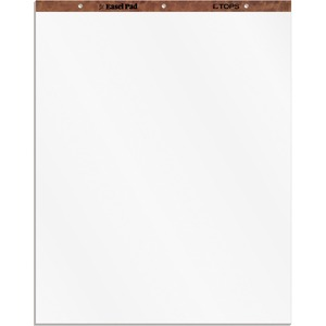 Tops Plain Paper Easel Pad TOP7903