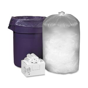 Webster Ultra Plus High Density Trash Can Liner WBIWHD4812