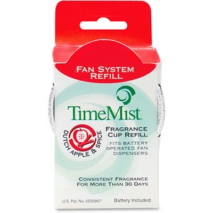Waterbury TimeMist Worldwind Fragrance Refill - 30 Day - Dutch Apple/Spice