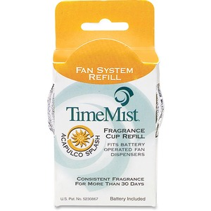 Waterbury TimeMist Worldwind Fragrance Dispenser Refill WTB304607TM