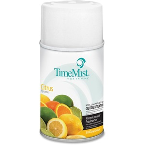 Waterbury TimeMist Air Freshener - Aerosol6000ft - Citrus - 30 Day