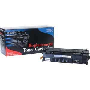 Turbon Replacement Toner Cartridge for HP Q5949A IBMTG85P6480