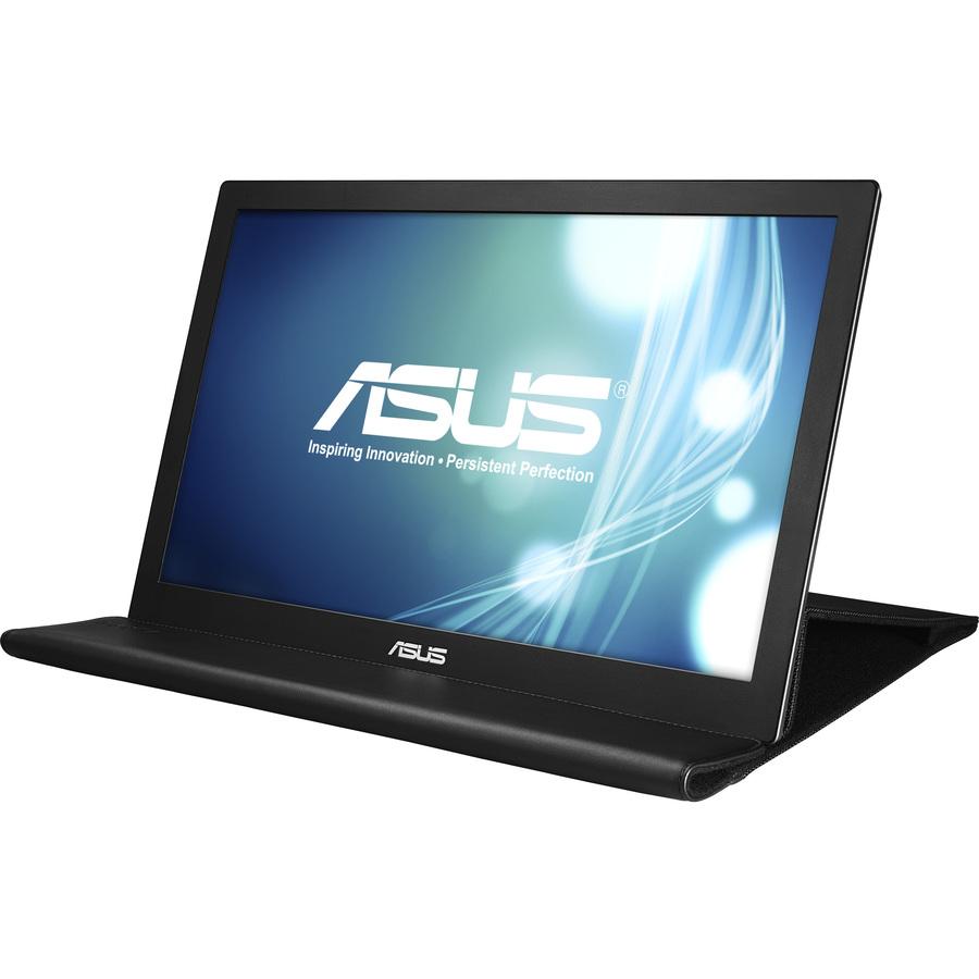 """Asus MB168B 15.6"""" HD LED LCD Monitor - 16:9 - Black, Silver_subImage_4"""