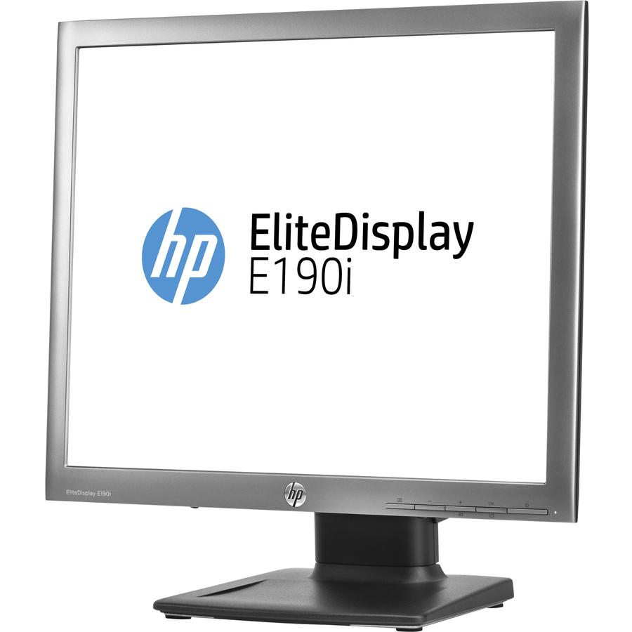 """HP Elite E190i 18.9"""" SXGA LED LCD Monitor - 5:4 - Black_subImage_3"""