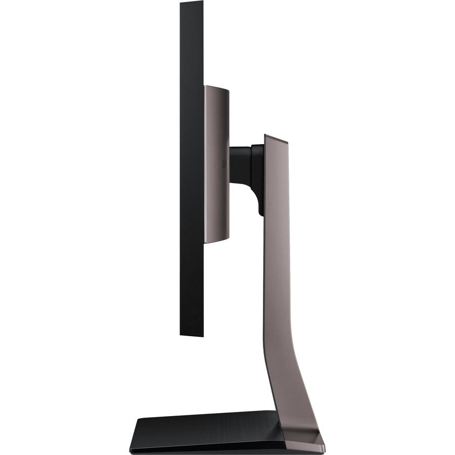 "Samsung S32D850T 32"" WQHD LED LCD Monitor - 16:9 - Matte Black, Titanium Silver_subImage_4"