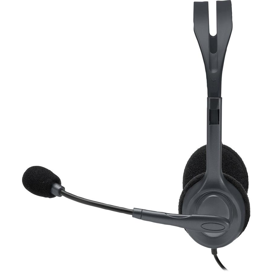 Logitech Stereo Headset H111_subImage_2