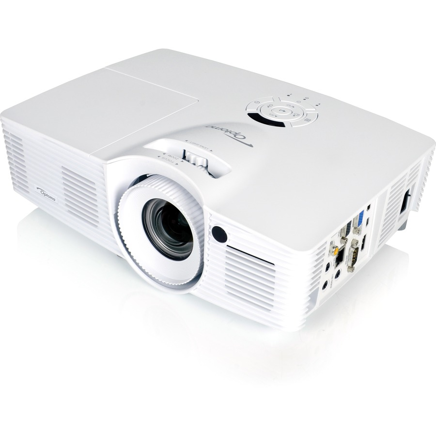 Optoma EH416 3D DLP Projector - 16:9_subImage_3