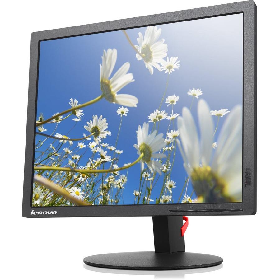 """Lenovo ThinkVision T1714p 17"""" SXGA LED LCD Monitor - 5:4 - Raven Black_subImage_3"""