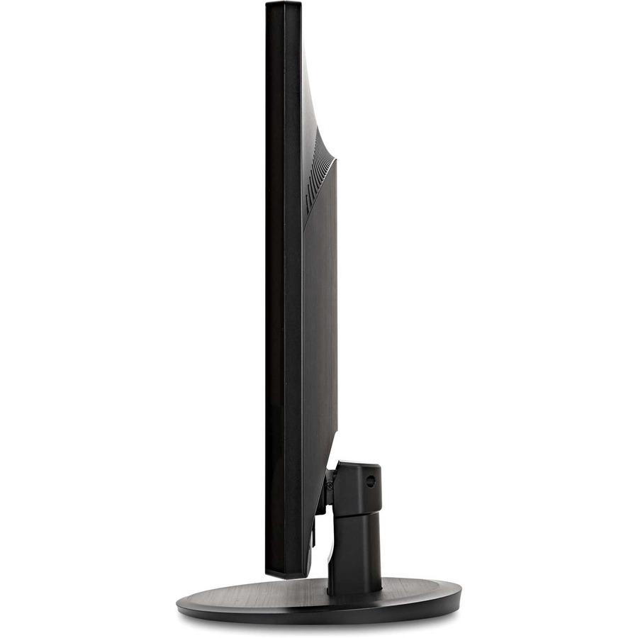 "Viewsonic VA2446MH-LED 24"" Full HD WLED LCD Monitor - 16:9 - Black_subImage_4"