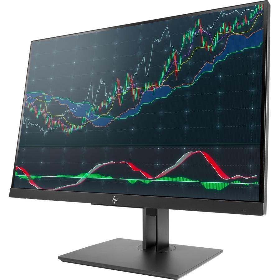 "HP Z24n G2 24"" WUXGA LED LCD Monitor - 16:10 - Black_subImage_4"