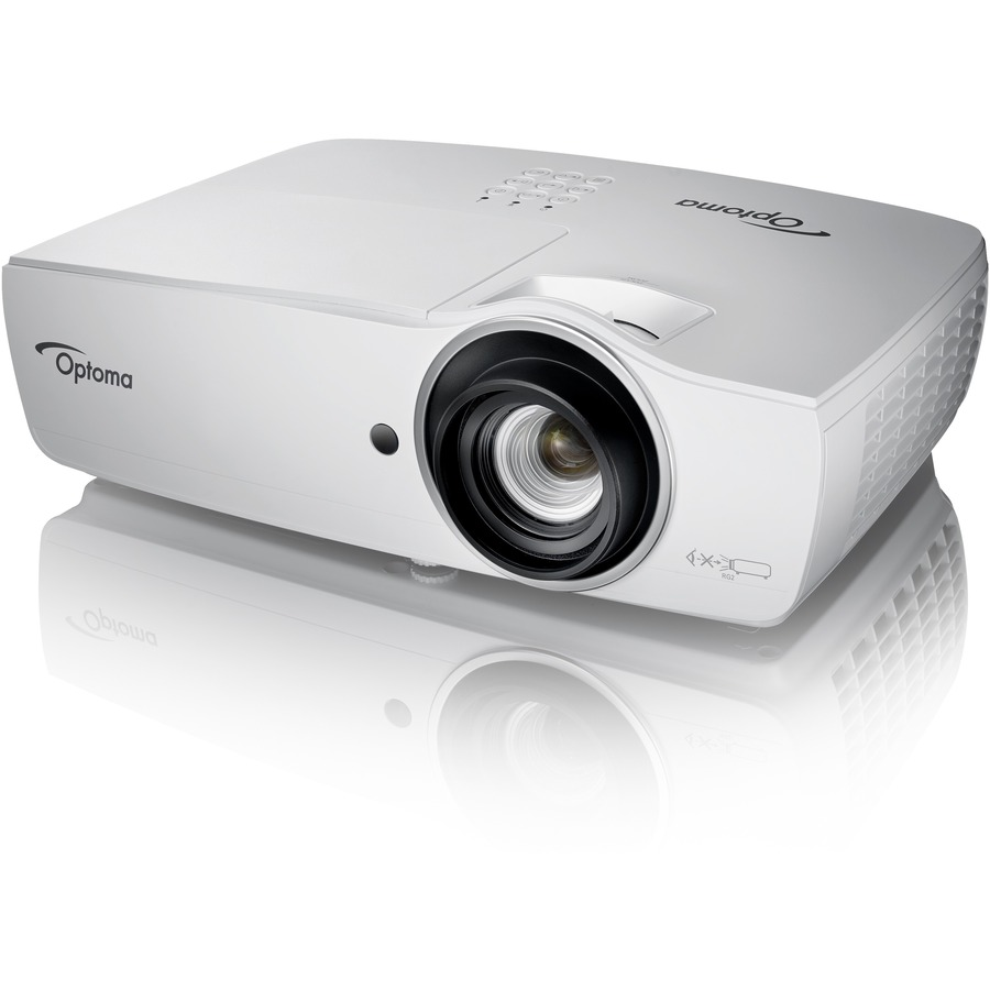 Optoma EH465 3D Ready DLP Projector - 16:9_subImage_4