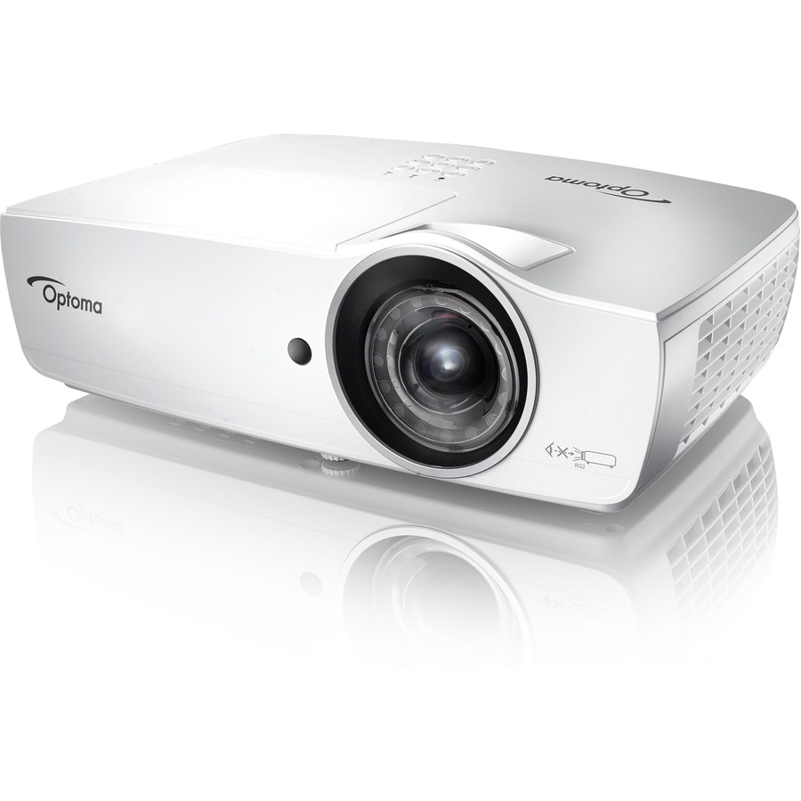 Optoma EH460ST 3D Ready Short Throw DLP Projector - 16:9_subImage_4