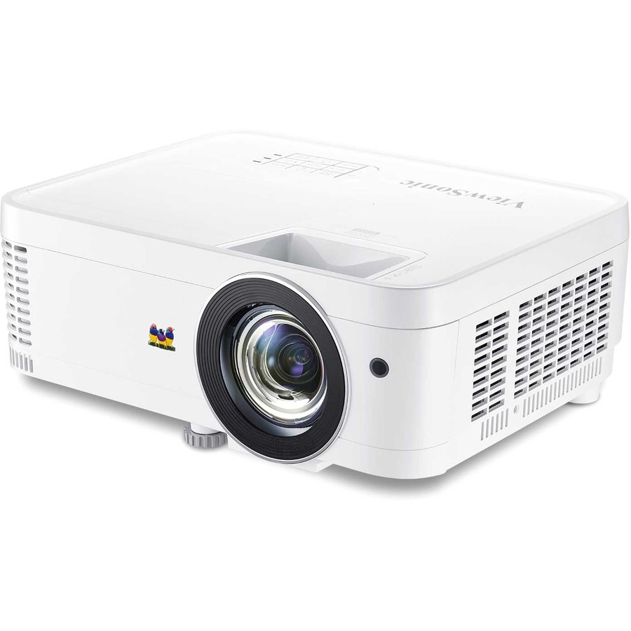 Viewsonic PX706HD 3D Ready Short Throw DLP Projector - 16:9_subImage_4