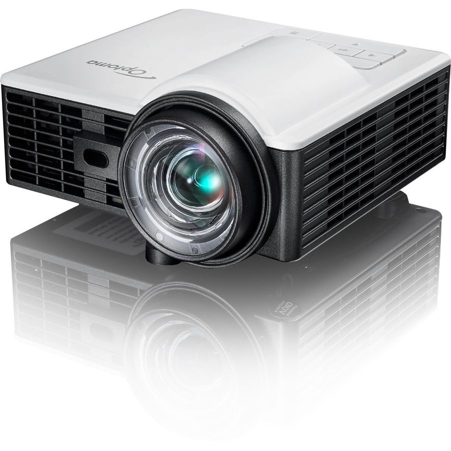 Optoma ML1050ST+ 3D Ready Short Throw DLP Projector - 16:10_subImage_5