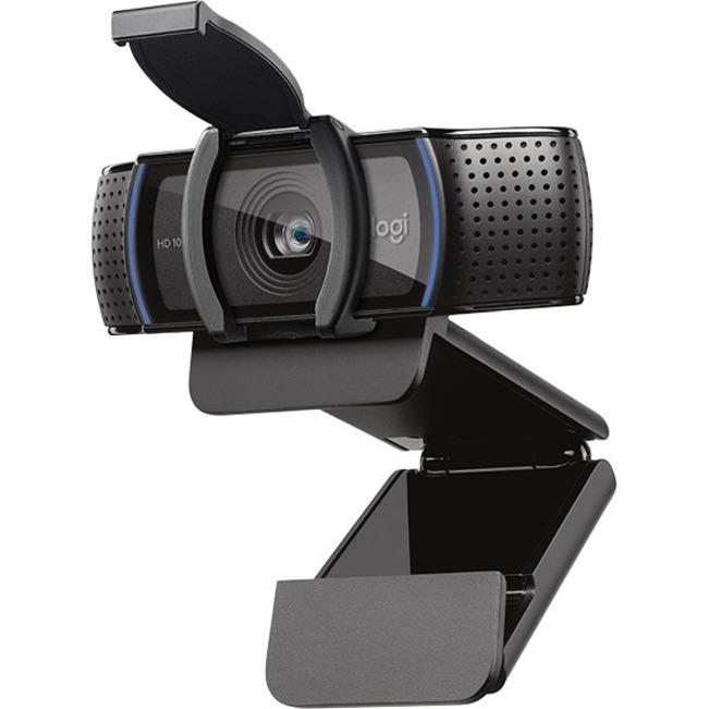Logitech C920S Webcam - 2.1 Megapixel - 30 fps - USB 3.1_subImage_3