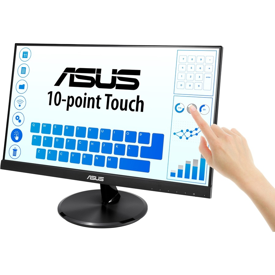 """Asus VT229H 21.5"""" LCD Touchscreen Monitor - 16:9 - 5 ms GTG_subImage_4"""