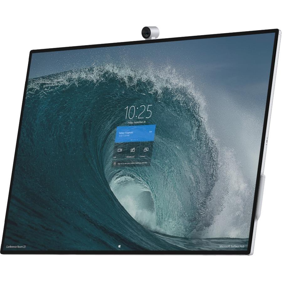 "Microsoft Surface Hub 2S All-in-One Computer - Intel Core i5 8th Gen - 8 GB RAM - 128 GB SSD - 50"" 3840 x 2560 Touchscreen Display - Desktop - Platinum_subImage_4"
