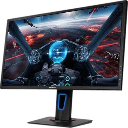"""Asus VG248QG 24"""" Full HD WLED Gaming LCD Monitor - 16:9 - Black_subImage_5"""