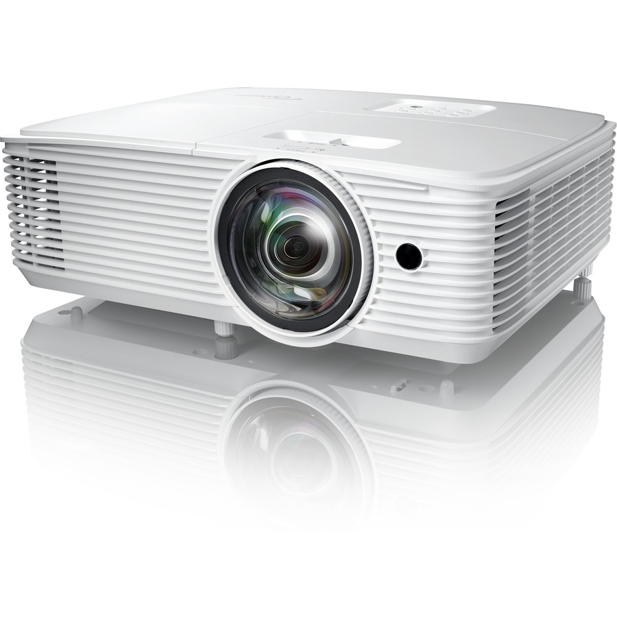 Optoma EH412ST 3D Short Throw DLP Projector - 16:9_subImage_4