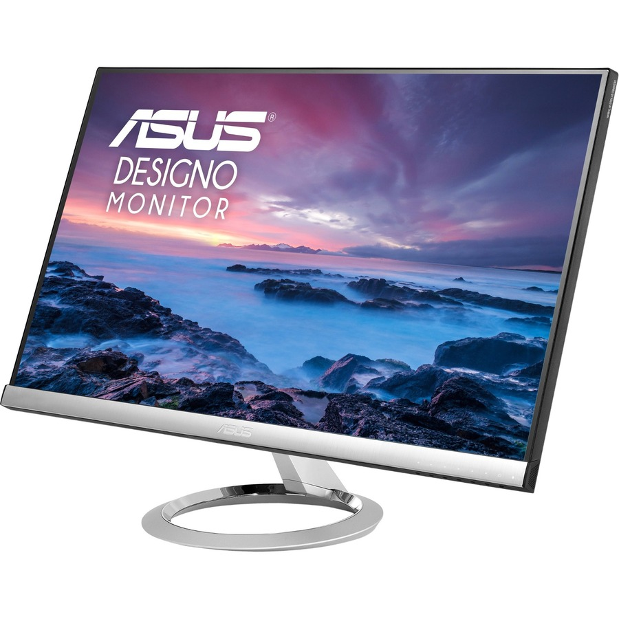 "Asus Designo MX279HS 27"" Full HD WLED LCD Monitor - 16:9 - Silver, Black_subImage_3"