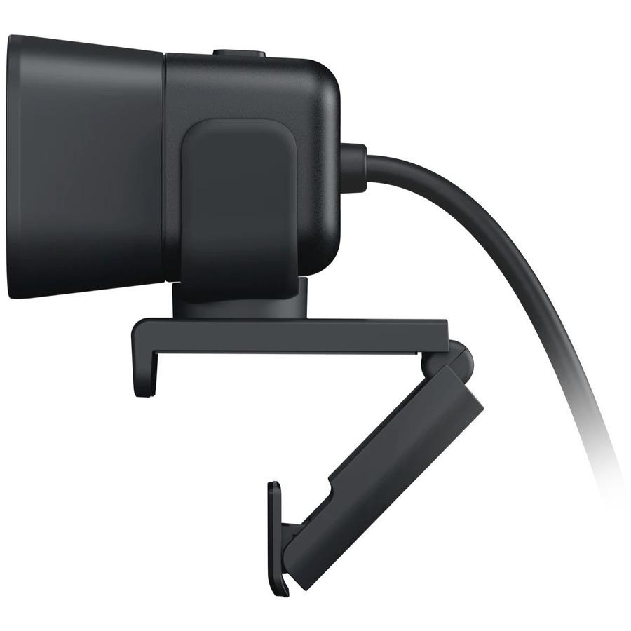 Logitech Webcam - 2.1 Megapixel - 60 fps - Graphite - USB_subImage_3