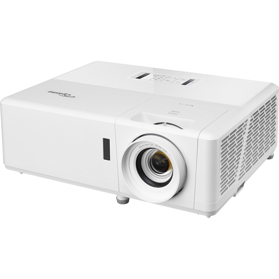 Optoma ZH403 3D Ready DLP Projector - 16:9 - White_subImage_5
