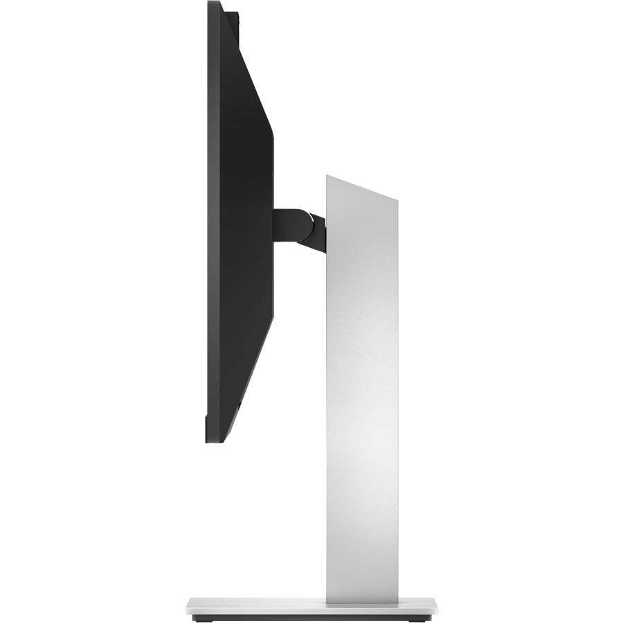 "HP E24d G4 23.8"" Full HD LED LCD Monitor - 16:9 - Black, Silver_subImage_4"