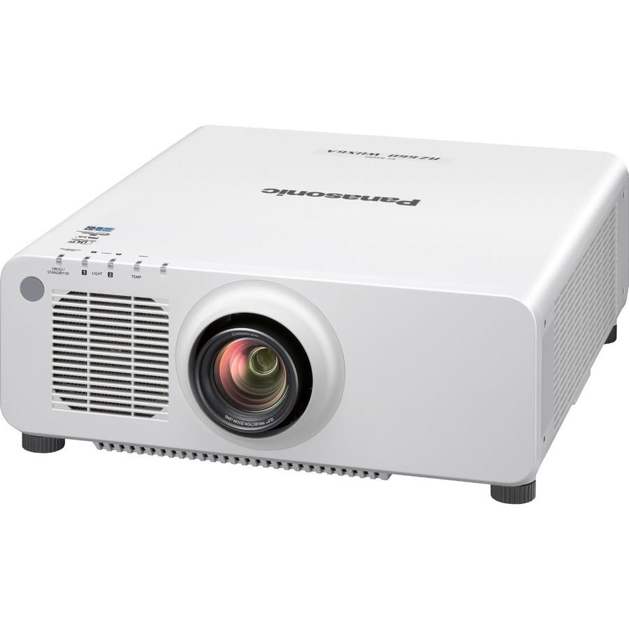 Panasonic SOLID SHINE PT-RZ660 DLP Projector - 16:10 - White_subImage_3
