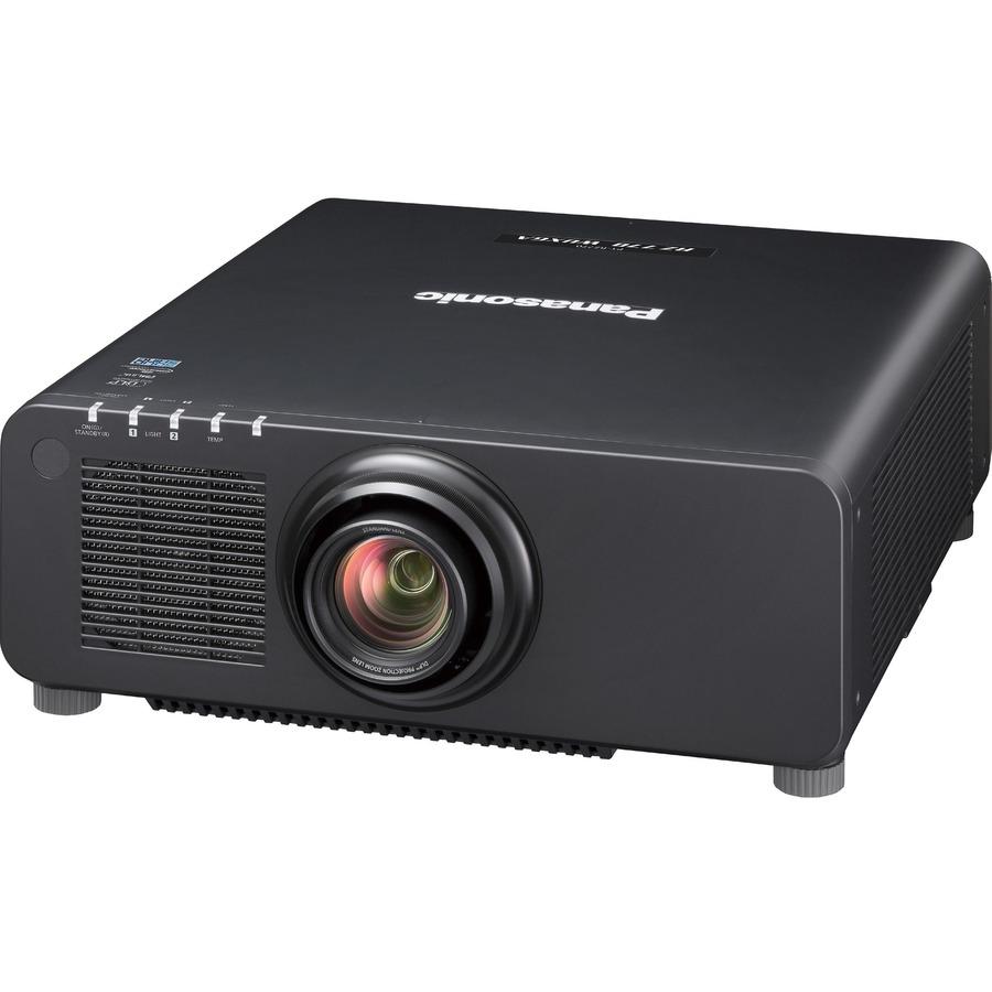 Panasonic SOLID SHINE PT-RZ770 DLP Projector - 16:10 - Black_subImage_3