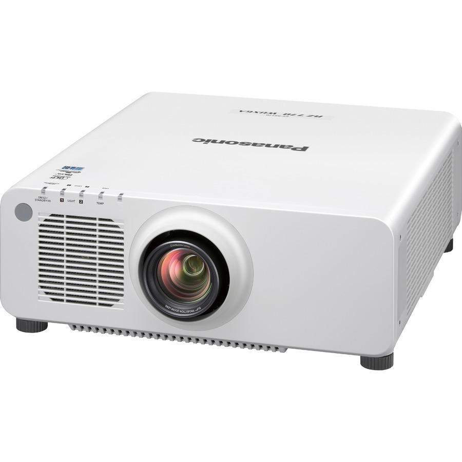 Panasonic SOLID SHINE PT-RZ770 DLP Projector - 16:10 - White_subImage_3