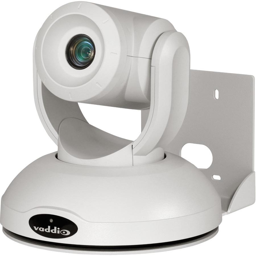Vaddio RoboSHOT Video Conferencing Camera - 8.5 Megapixel - 30 fps - White - TAA Compliant_subImage_3