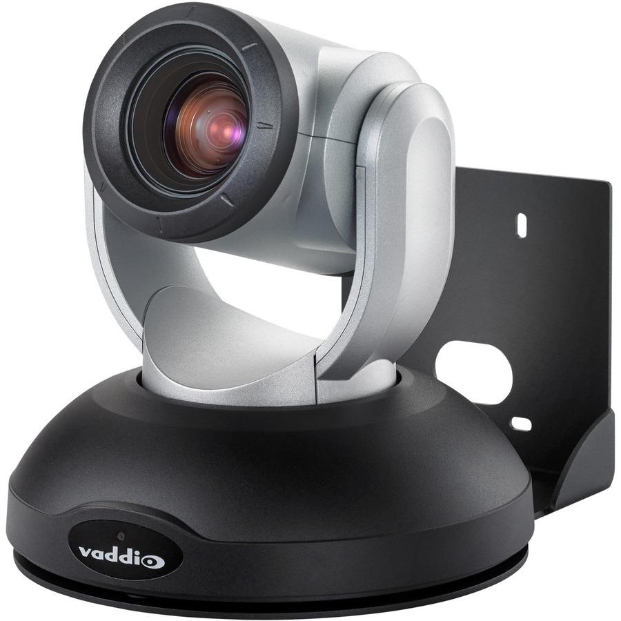 Vaddio RoboSHOT Video Conferencing Camera - 8.9 Megapixel - 30 fps - Silver, Black - TAA Compliant_subImage_4