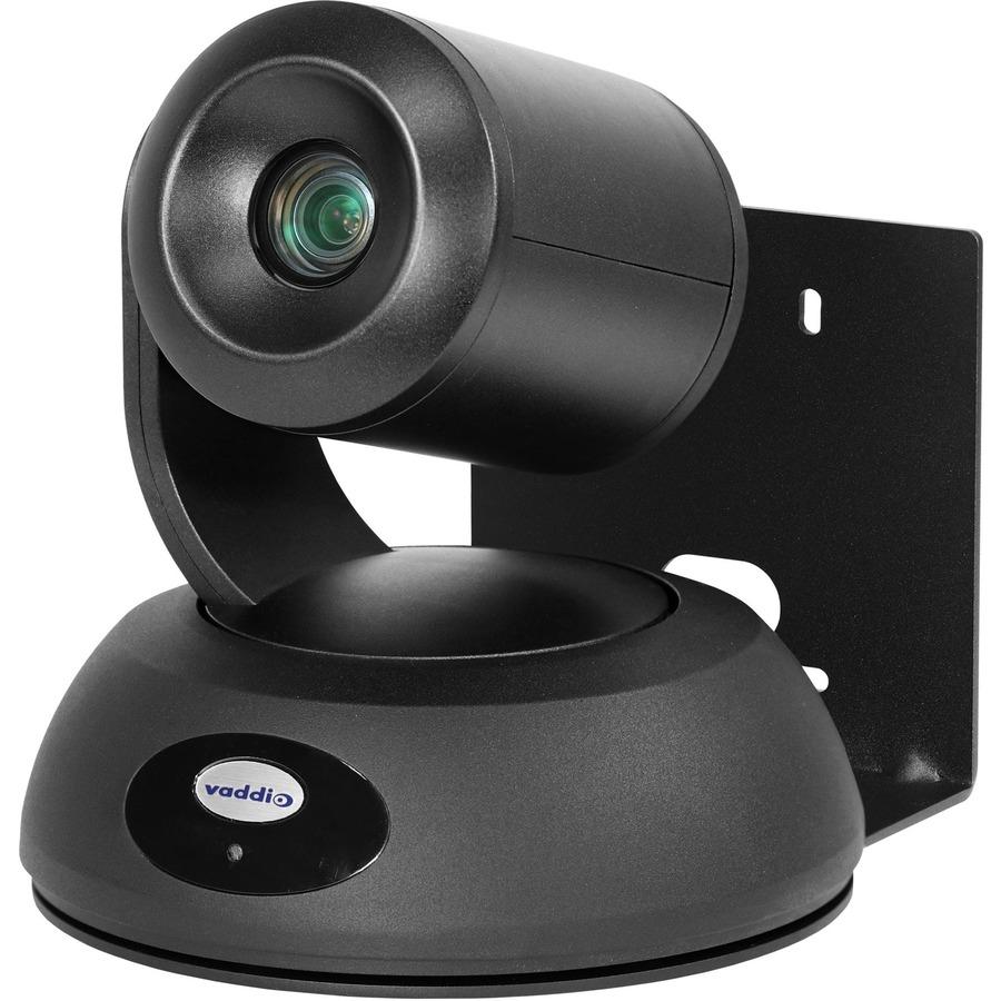 Vaddio RoboSHOT Elite Video Conferencing Camera - 8.5 Megapixel - 60 fps - Black - 1 Pack(s) - TAA Compliant_subImage_4