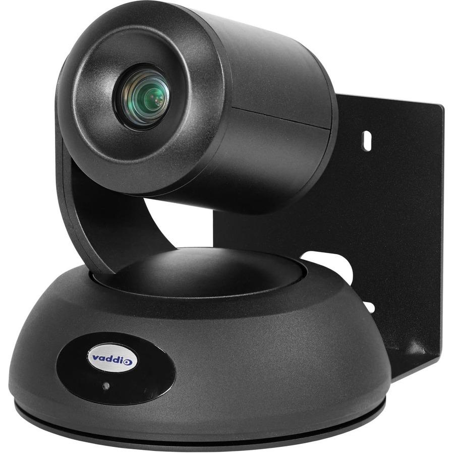 Vaddio RoboSHOT Elite Video Conferencing Camera - 8.5 Megapixel - 60 fps - Black_subImage_4