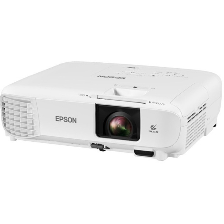 Epson PowerLite 119W LCD Projector - 4:3_subImage_4